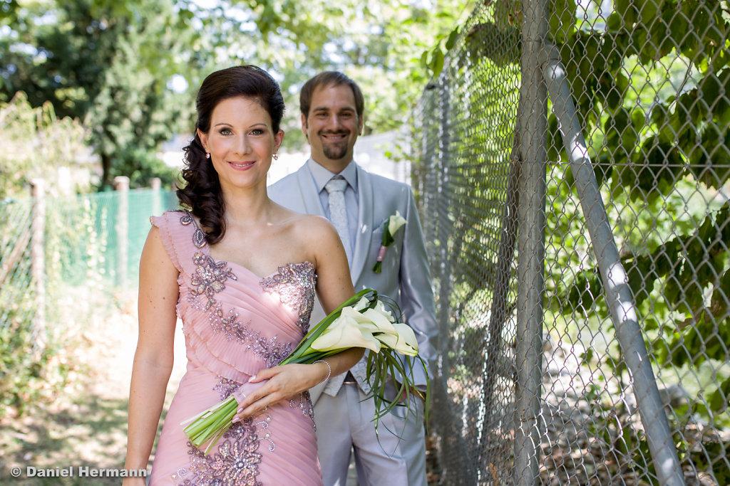 Hochzeit Daniela und Martin