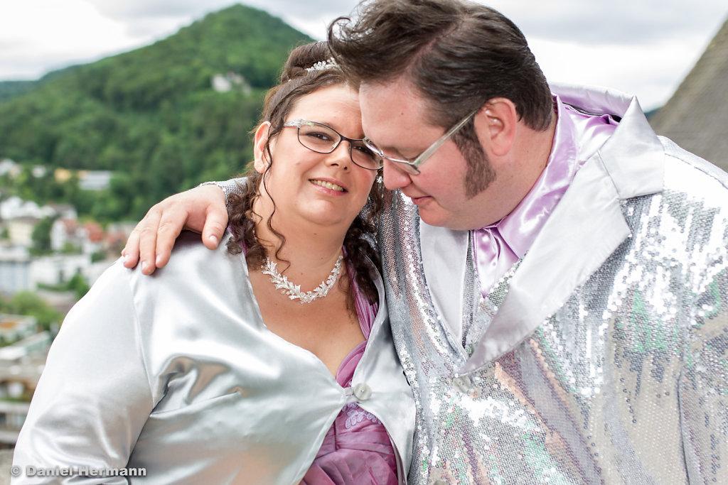 Hochzeit Franziska und Pascal