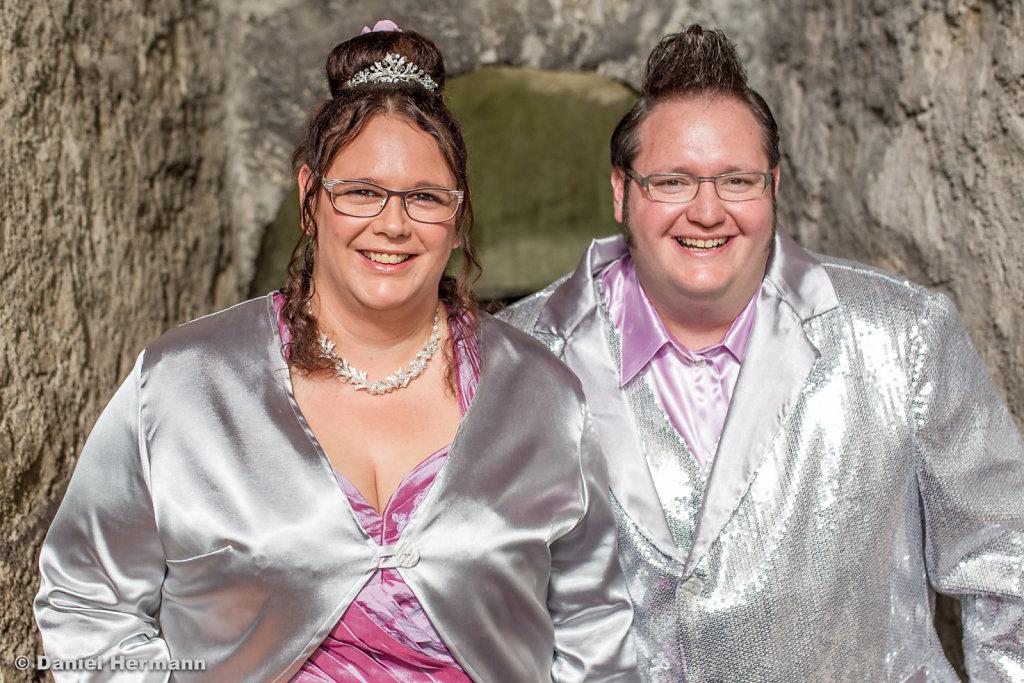 Hochzeit Fränzi und Pascal